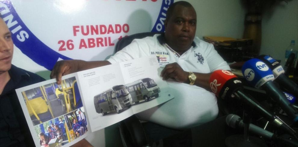 Sicotrac pide concesión para buses de rutas internas