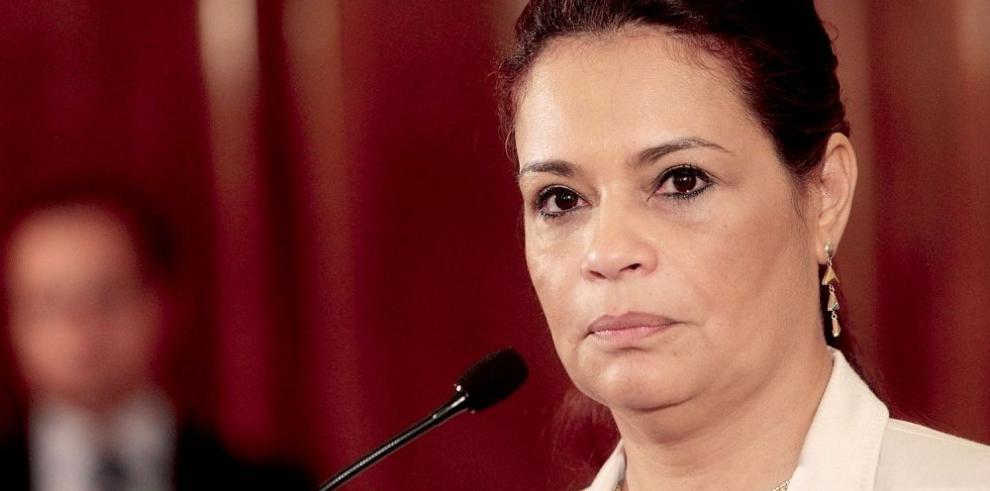 Justicia investiga a la exvicepresidenta por caso de corrupción