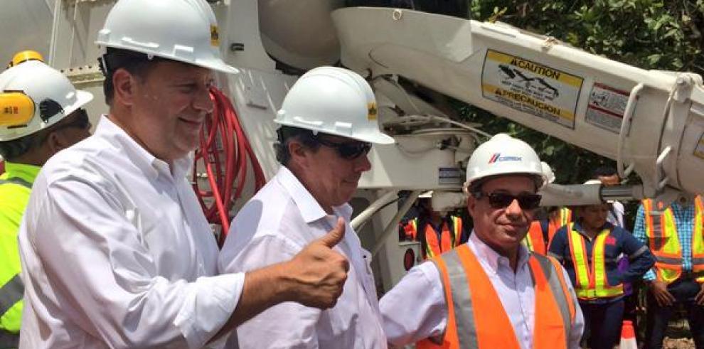 Se inicia construcción de carretera Nuevo México - Chungal