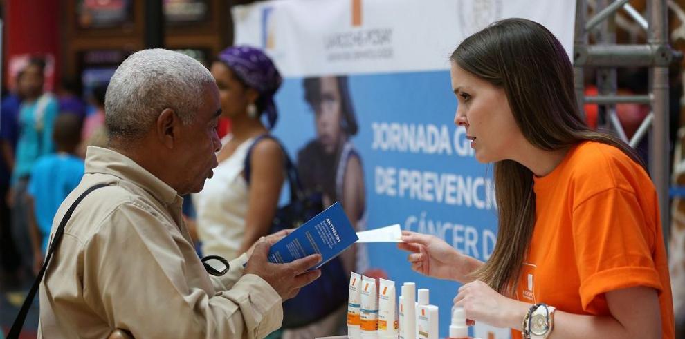 Campaña para la prevención del cáncer