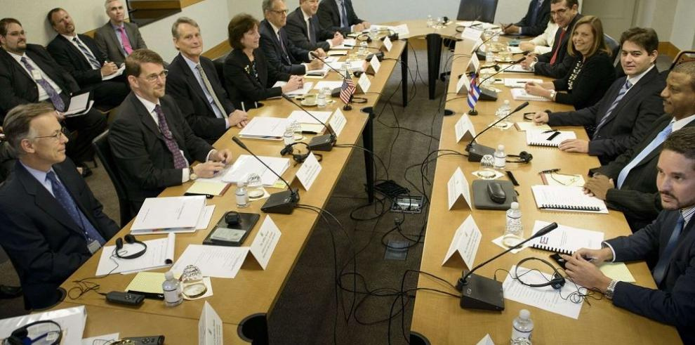 Cuba y EE.UU. inician nueva ronda de diálogos políticos