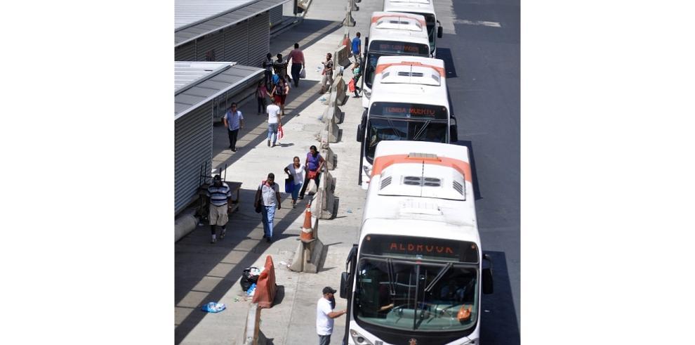 Mi bus realizará desvíos mañana en diferentes rutas