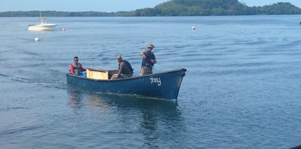 Decomisan 300 libras de pesca ilegal