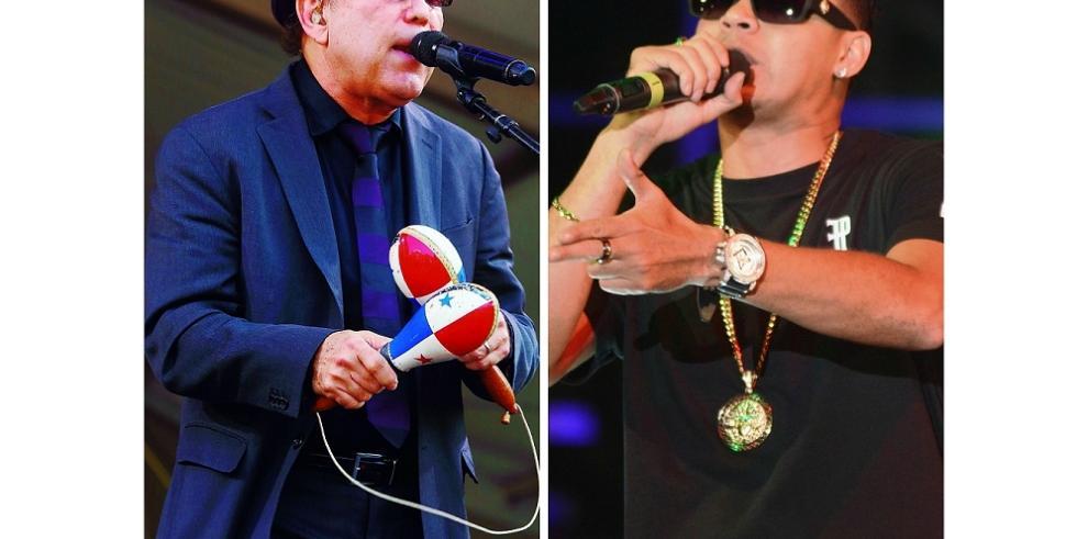 Rubén Blades y El Roockie nominados a los Latin Grammy