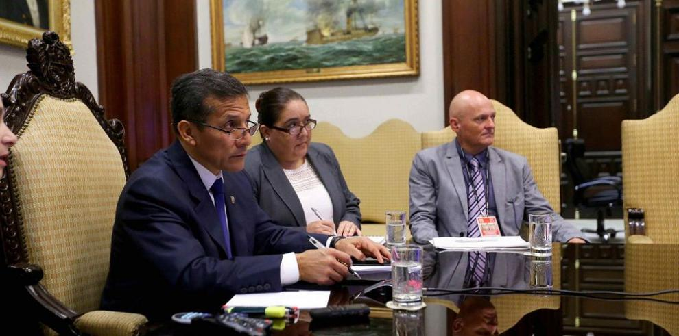 Perú intenta acuerdo para cambio climático