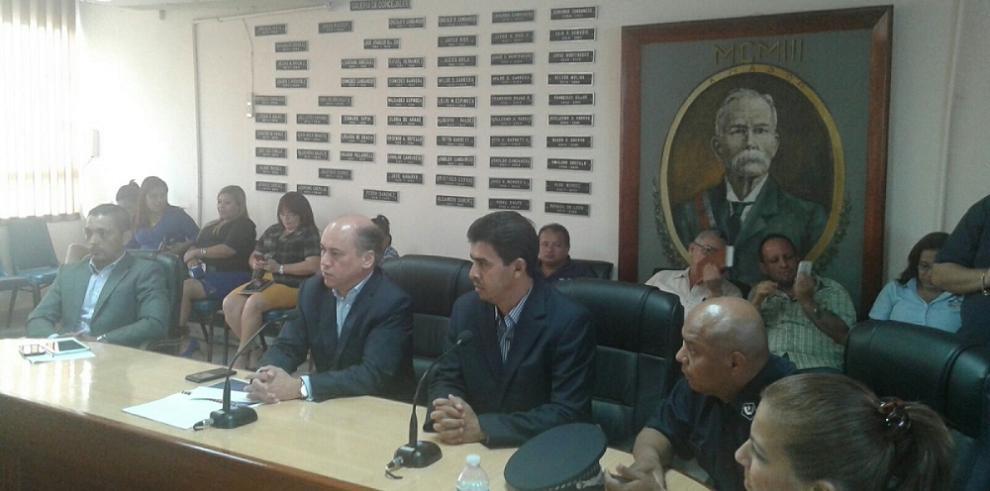 Ministro reconoce que barrio seguro no ha funcionado en Chiriquí