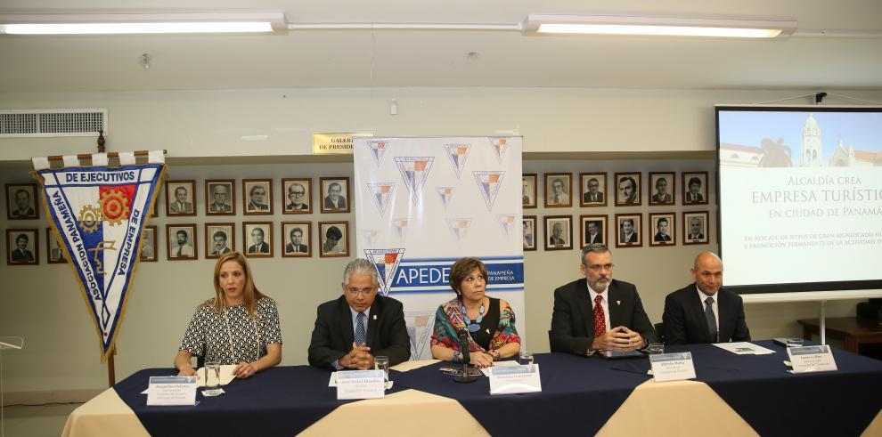 Con la Empresa Metropolitana de Turismo se busca promocionar a Panamá