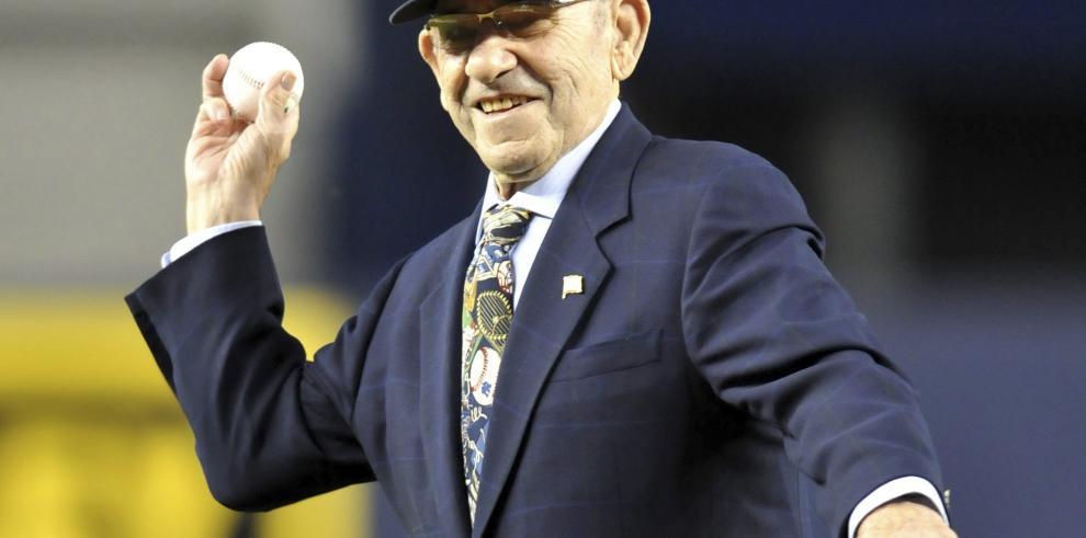 Fallece el legendario Yogi Berra, de los Yanquis de Nueva York