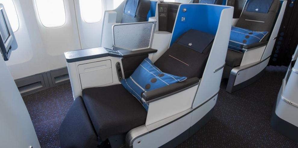 "KLM presenta nueva cabina de ""World Business Class"""