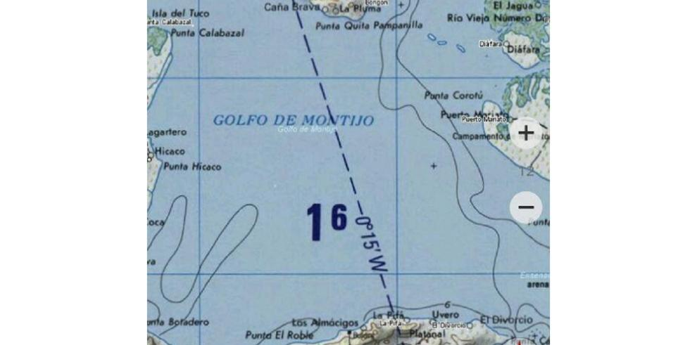 SENAN inicia búsqueda de pescador desaparecido en Isla Leones