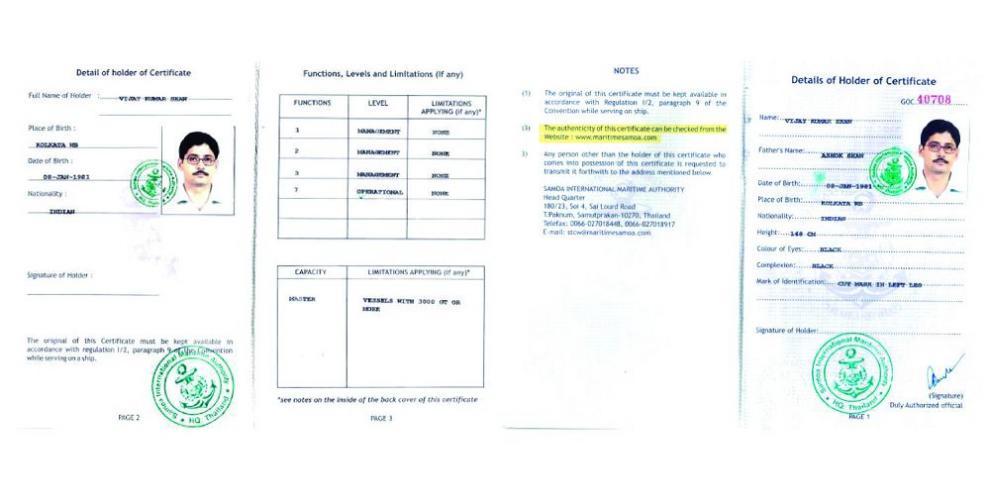 Directivos de la AMP, enlazados a empresa que emitió endosos