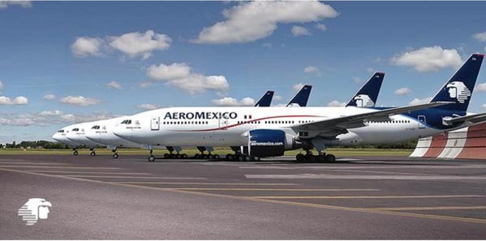 Aeroméxico abre nueva ruta hacia Panamá