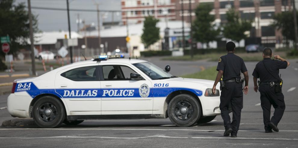 Abaten al supuesto autor del tiroteo contra la comisaría de Dallas