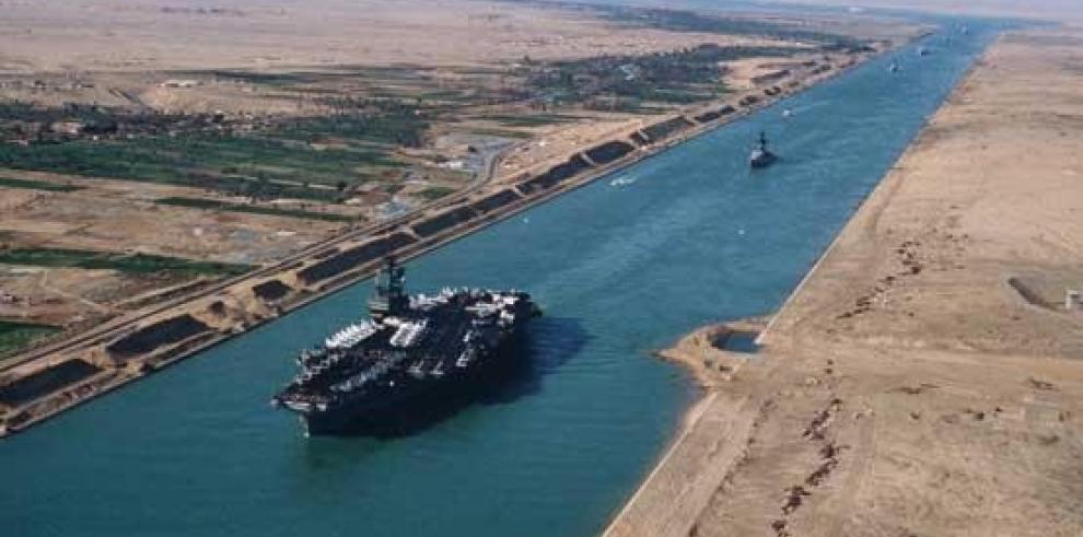 El nuevo canal de Suez será inaugurado el 6 de agosto