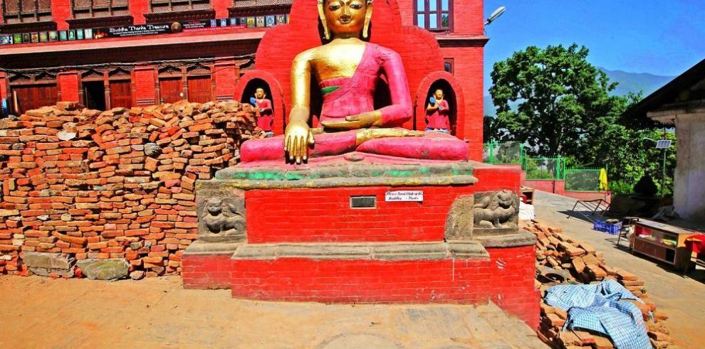Monumentos Katmandú son prioridad