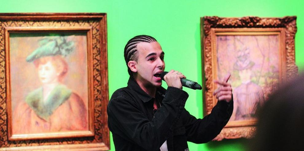 Museos al ritmo del rap