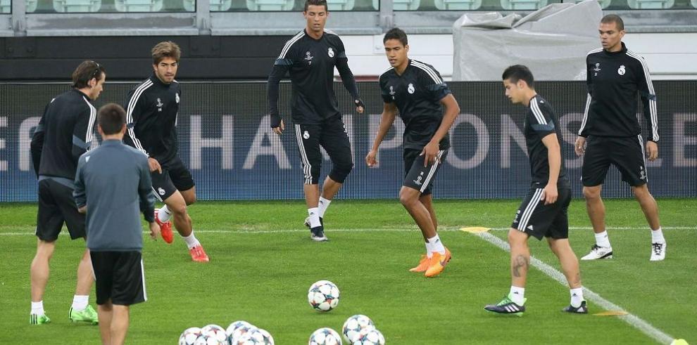 Juventus, y su defensa de hierro ante el temible ataque del Madrid