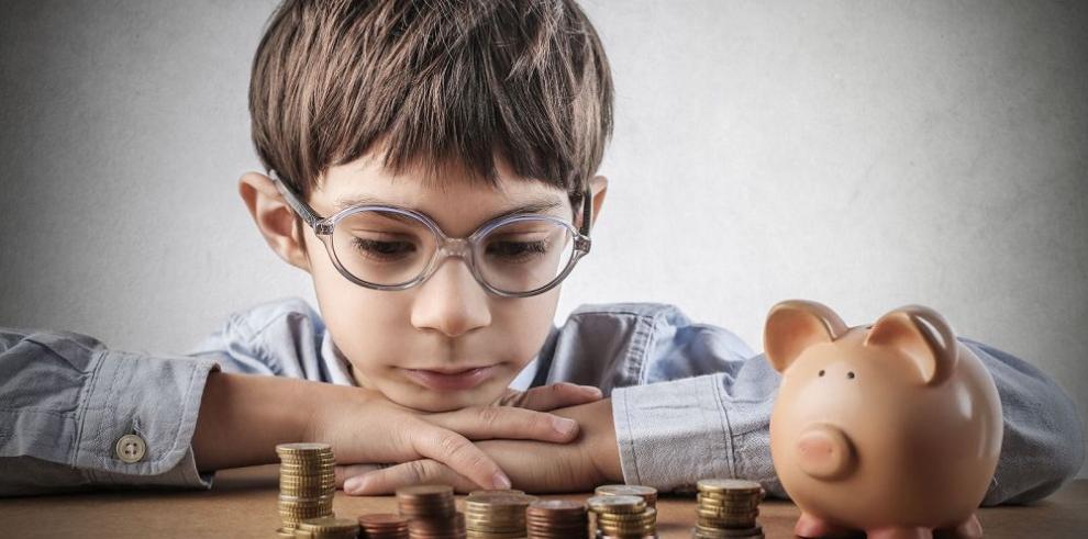 Lanzan programa de ahorro para niños