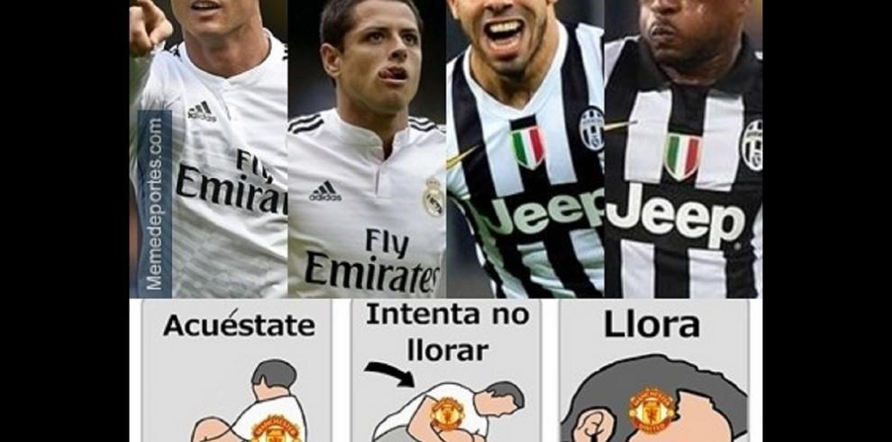 Memes del partido de ida Juventus - Real Madrid