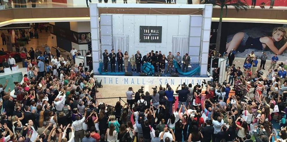 "Puerto Rico abre su primer ""mall"" de lujo"