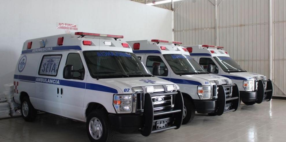 Panamá lidera nuevo mercado de exportaciones de ambulancias