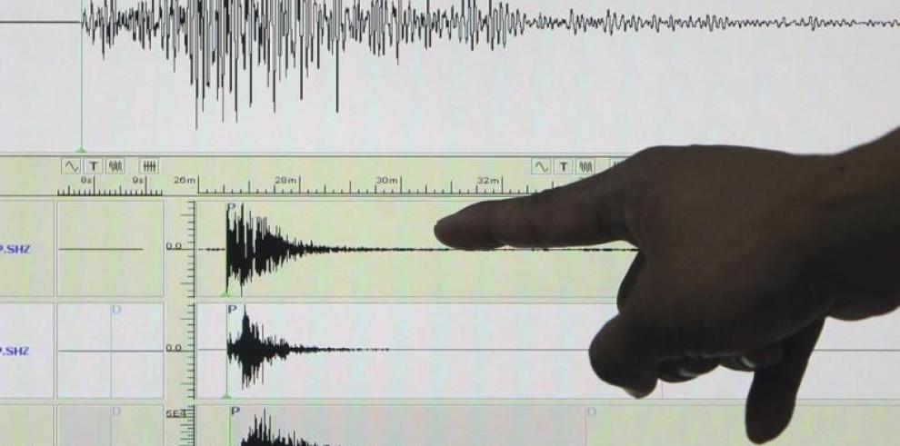 Sismo de 6,3 grados remece sur de Chile sin causar daños