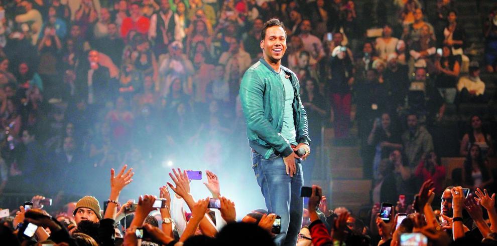 Romeo Santos comenzará el viernes en España su gira europea
