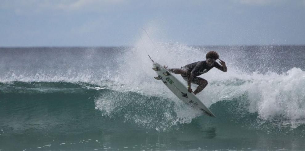 Panamá se lució en torneo Centroamericano de Surf