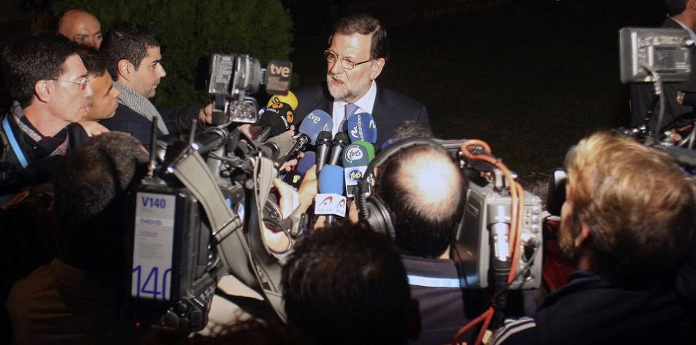 """Rajoy: """"el ataque no era contra embajada española"""""""