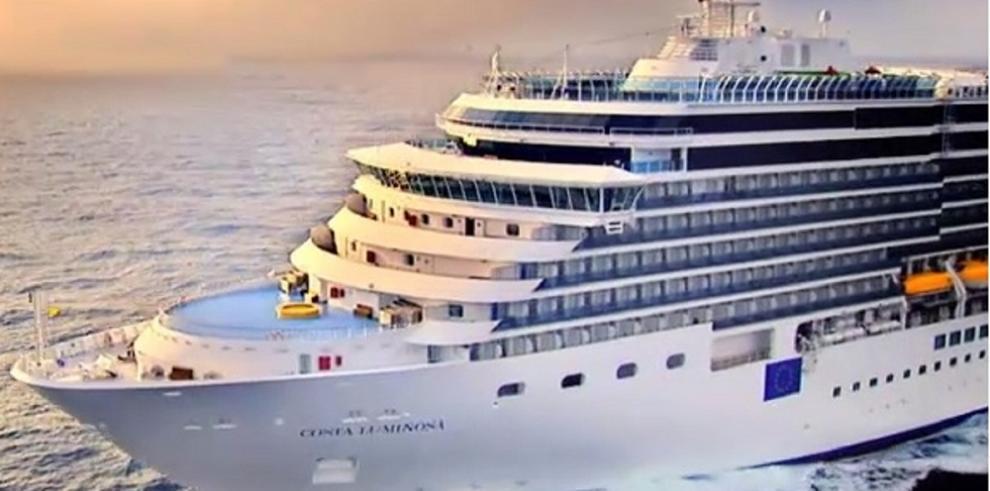 Se da inicio a la temporada de cruceros por el Canal de Panamá
