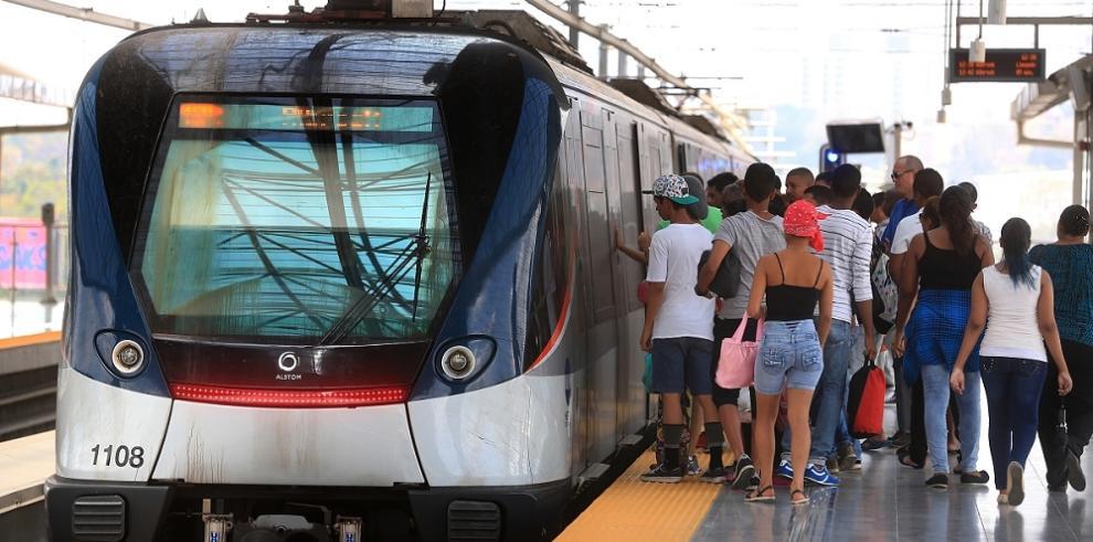 Metro de Panamá aclara a los usuarios inconveniente registrado hoy