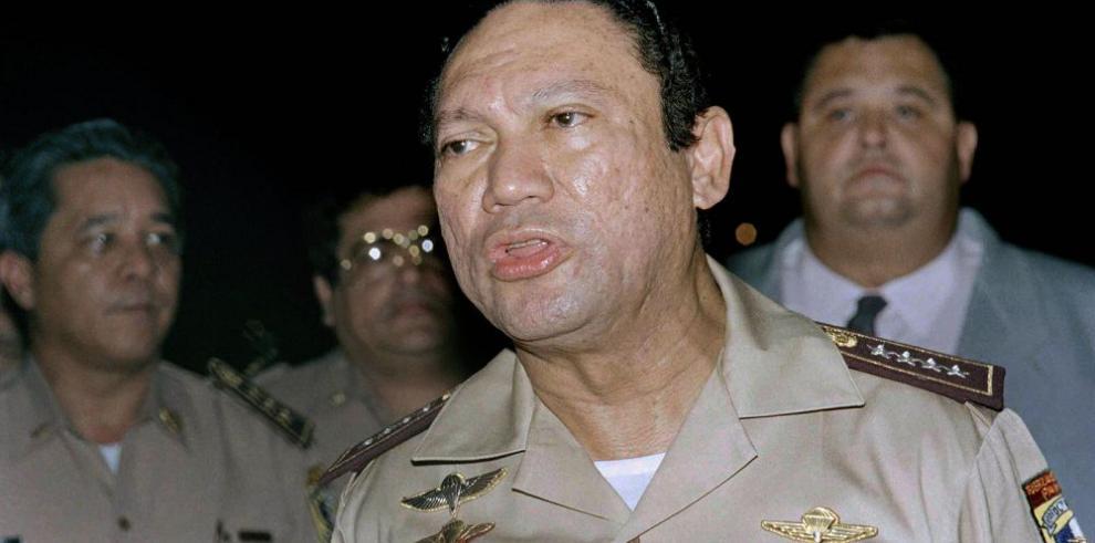 Noriega recibió atención médica