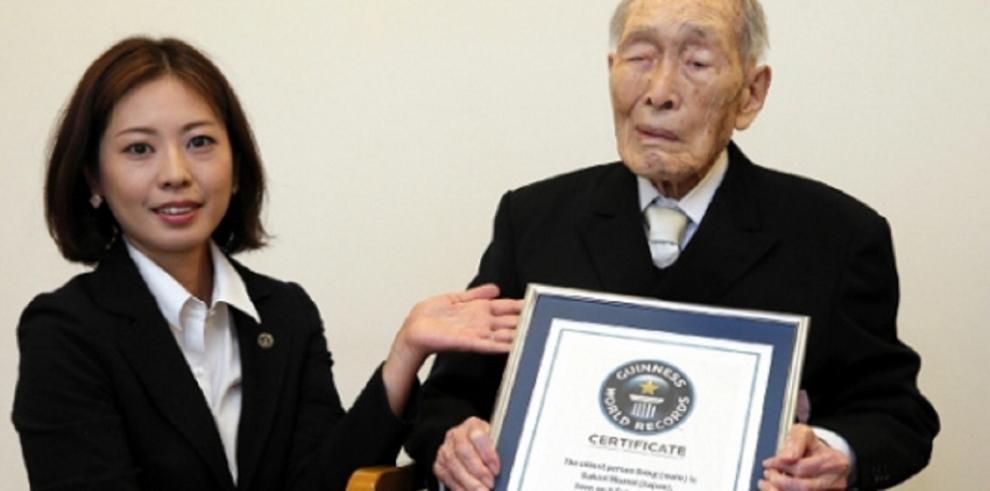 Muere a los 112 años, uno de los hombre más viejo del mundo