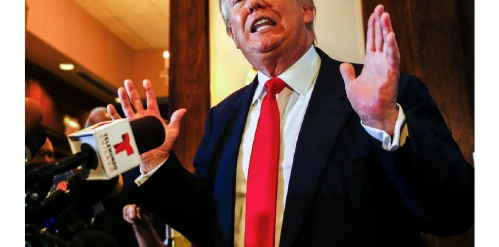 Donald Trump choca con la ola latina en EE.UU.
