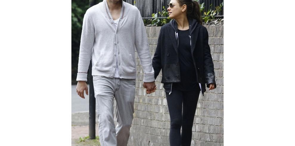 Ashton Kutcher y Mila Kunis se casan 'a escondidas'