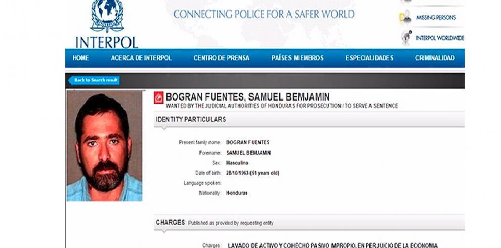 Empresario Bográn recibió sobornos en Panamá y sigue prófugo