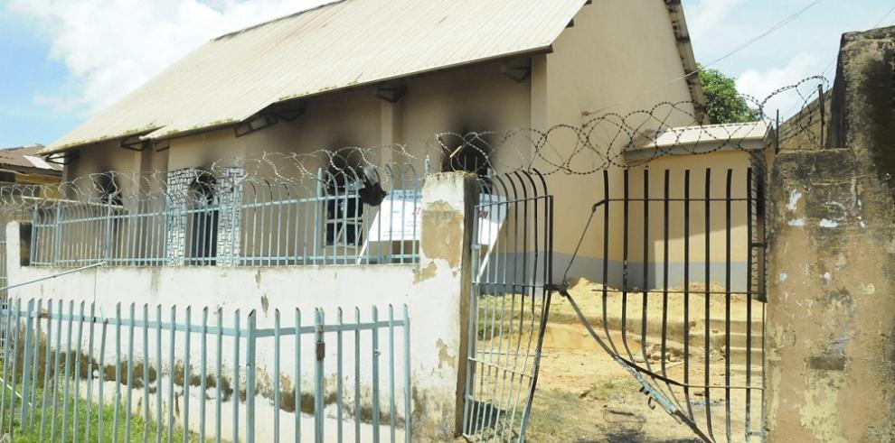 44 muertos en una serie de explosiones en Nigeria