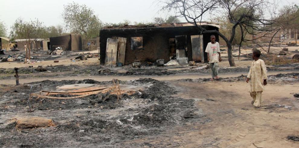 Boko Haram mata a cientos de personas en ataque al noreste de Nigeria