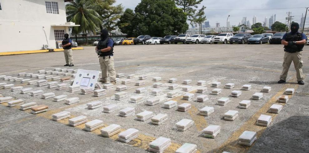 Panamá recibe $ 32 millones de EEUU para luchar contra narcotráfico