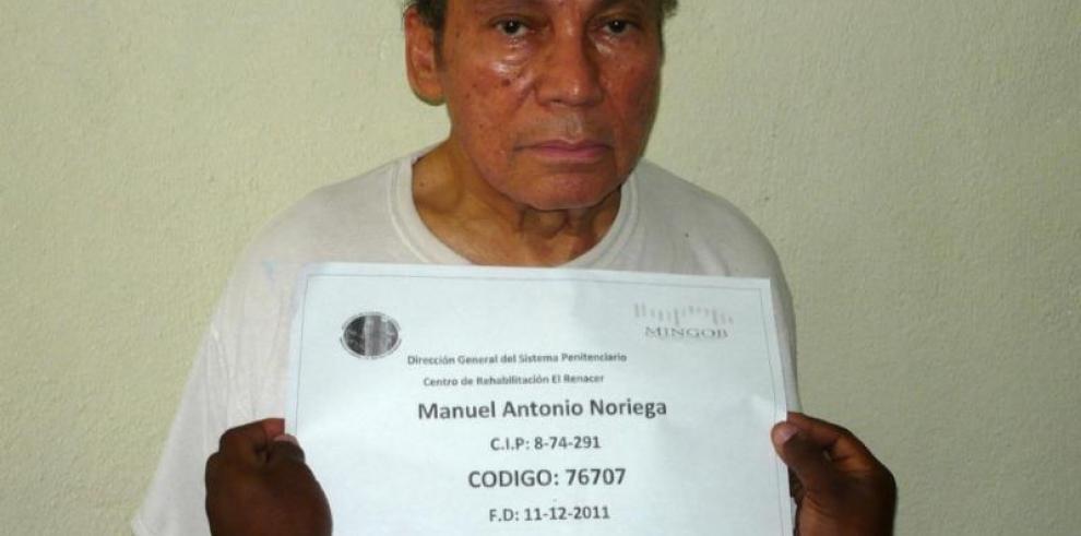 Suspenden audiencia contra Manuel Noriega