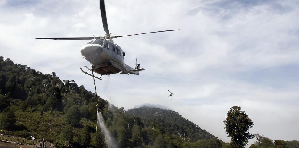 Posible lesión por más de $10 millones en alquiler de helicópteros