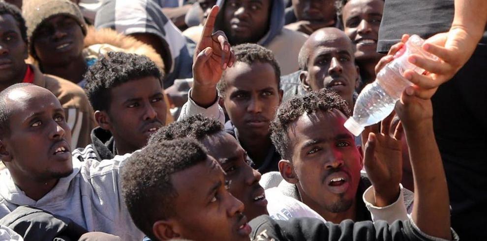 Cerca de 40 mil inmigrantes han llegado a Italia