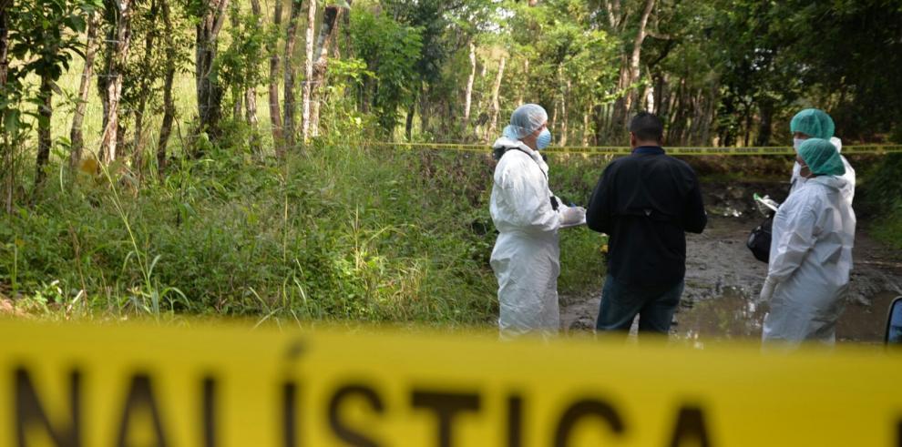 Hallan cadáver abandonado en Veraguas