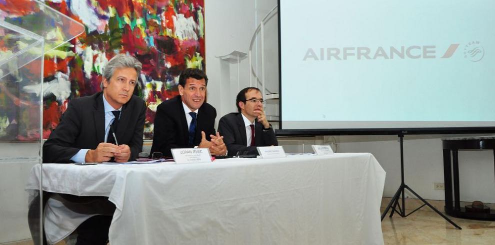 Air France-KLM inicia su sexto vuelo directo a Panamá