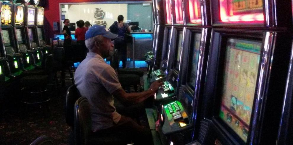 Los casinos ganaron $35 millones hasta el mes de octubre