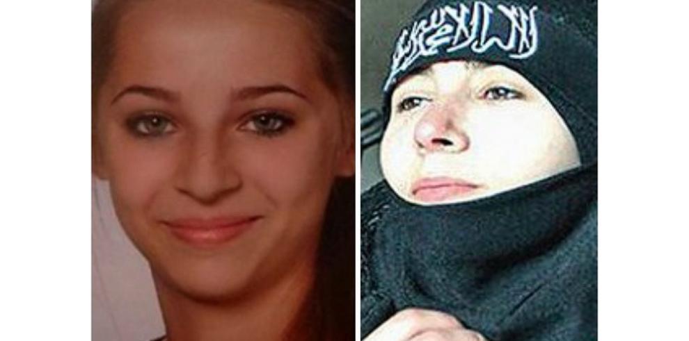 Kesinovic, la joven austriaca que huyó de su país para unirse a ISIS