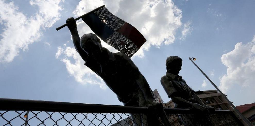 El 9 de enero, en la ciudad de Colón