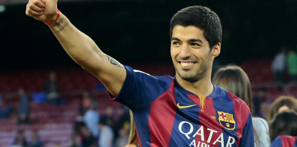 Luis Suárez, la pieza que faltaba al Barça de Messi