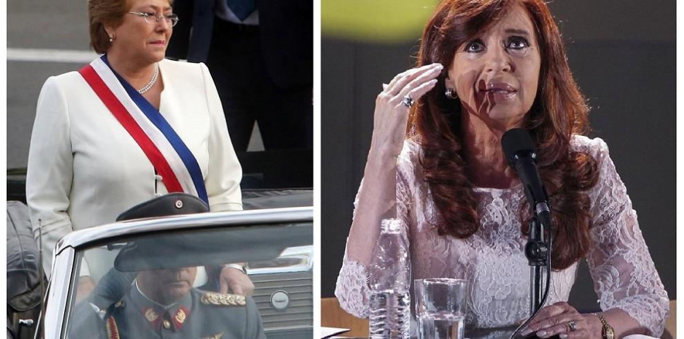 Cristina Fernándezrecibe supuesta amenaza del Estado Islámico