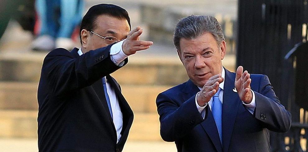 """Santos está listo para """"acelerar"""" el proceso de paz con las FARC"""
